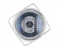 Make-Up Atelier Paris - Glitter - PAIL34 - NOIR IRISE - PAIL34 - NOIR IRISE