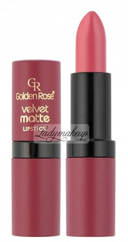 Golden Rose - Velvet matte lipstick