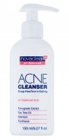 NovaClear - ACNE CLEANSER - Gentle cleansing lotion - oily, acne-prone skin