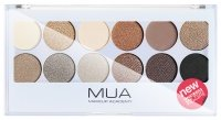 MUA - Eyeshadow Palette  - UNDRESS ME TOO