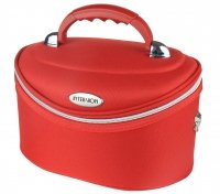 Inter-Vion - Make-up box - 413568 F - MEDIUM - (RED)