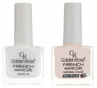 Golden Rose - FRENCH MANICURE SET - O-GFN