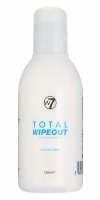 W7 - TOTAL WIPEOUT NAIL POLISH REMOVER