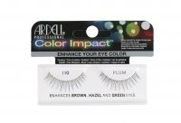 ARDELL - Color Impact - Artificial eyelashes - 110 PLUM - 110 PLUM
