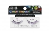 ARDELL - Color Impact - Artificial eyelashes - DEMI WISPIES PLUM - DEMI WISPIES PLUM