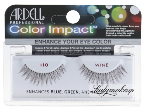 ARDELL - Color Impact - Artificial eyelashes
