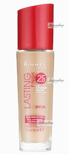 RIMMEL - LASTING FINISH 25H - Foundation - REF. 990297