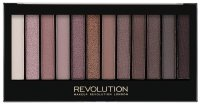 MAKEUP REVOLUTION - Redemption Palette ICONIC 3 - Palette of 12 eyeshadows