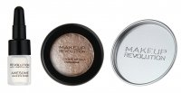 MAKEUP REVOLUTION - Awesome Metals Foil Finish - Metallic eye shadow