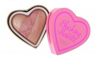 I ♡ Makeup - Blushing Hearts Triple Baked Blusher - PEACHY KEEN HEART - PEACHY KEEN HEART