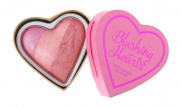 I ♡ Makeup - Blushing Hearts Triple Baked Blusher - CANDY QUEEN OF HEARTS - CANDY QUEEN OF HEARTS
