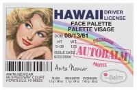 THE BALM - AUTOBALM HAWAII - Face Palette