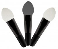 VIPERA - Set of 3 eyeshadow applicators - 01 - MPZ PUZZLE