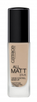 Catrice - POCKET - All Matt Plus Shine Control Make Up - Glow neutralizing primer - 020 - NUDE BEIGE - 020 - NUDE BEIGE