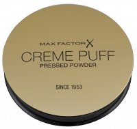 Max Factor - Creme Puff Powder - Pressed