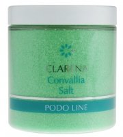 Clarena - Convallaria Salt - Foot Bath Salt - REF: PO3032