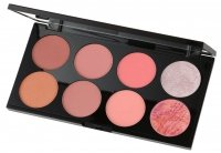 MAKEUP REVOLUTION - Ultra Blush Palette HOT SPICE