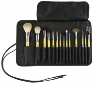 KRYOLAN - Set of 14 brushes in a case - ART. 800