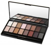 MAKEUP REVOLUTION - ICONIC PRO 1 PALETTE - Palette of 16 eyeshadows