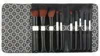 Lily Lolo - 10 Piece Luxury Brush Set + Case