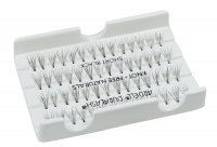 ARDELL - Individual 6-Pack - 6 sets of black lashes - SHORT BLACK - 240585