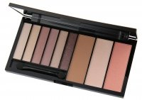 MAKEUP REVOLUTION - EUPHORIA EYESHADES & CONTOURING - Make-up set - BARE