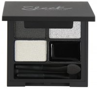 Sleek - i-Quad Eyeshadow & Eyeliner - Set of 3 shadows + eyeliner - MEDUSA'S KISS - 331