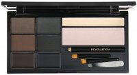 MAKEUP REVOLUTION - ULTRA BROW PALETTE