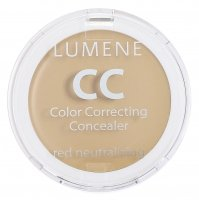 LUMENE - CC Color Correcting Concealer red neutralizing