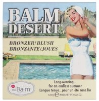 THE BALM - BALM DESERT BRONZER / BLUSH