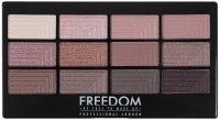FREEDOM - PRO 12 AUDACIOUS 3 - Palette of 12 eyeshadows