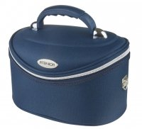 Inter-Vion - Make-up box - 413568 D - MEDIUM - (BLUE)
