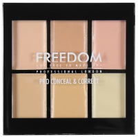 FREEDOM - PRO CONCEAL & CORRECT PALETTE