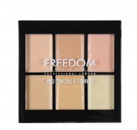 FREEDOM - PRO CONCEAL & CORRECT PALETTE - LIGHT