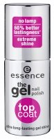Essence - The gel nail polish TOP COAT - 51551