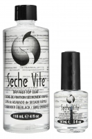 Seche - VITE - PROFESSIONAL KIT - DRY FAST TOP COAT - 14 ml + 118 ml