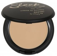 Sleek - CRÈME TO POWDER Foundation - OIL FREE - SPF15