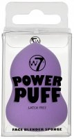 W7 - POWER PUFF - FACE BLENDER SPONGE - Make-up sponge - VIOLET - (G)