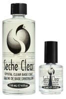 Seche - CLEAR - PROFESSIONAL KIT - CRYSTAL CLEAR BASE COAT - 14 ml + 118 ml