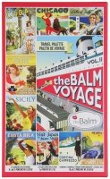 The BALM - VOYAGE TRAVEL PALETTE - VOL.II