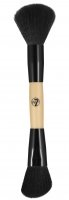 W7 - DUO POWDER BRUSH - Double brush for contouring