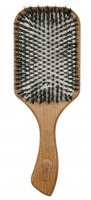 GORGOL - NATUR - Pneumatic hairbrush + COMB - 15 38 142 C