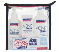 NovaClear - ACNE CLEANSER, ACNE MASK, ACNE TONER