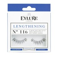 EYLURE - LENGTHENING - NO 116 - Eyelashes with Glue - 60 01 114