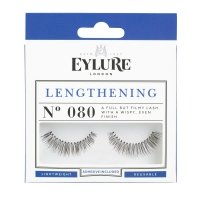 EYLURE - LENGTHENING - NO. 080 - Eyelashes + Adhesive - 60 01 108