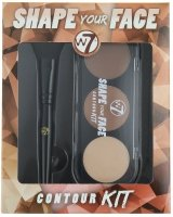 W7 - SHAPE YOUR FACE CONTOUR KIT