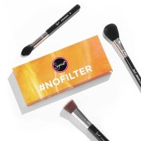 Sigma - #NOFILTER - Set of 3 make-up brushes (F10, F35, F80) - HBS01
