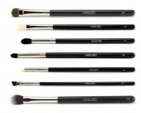 Hakuro - Set of 7 eye make-up brushes - Advanced
