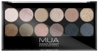 MUA - Eyeshadow Palette - UNDRESSED