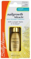 Sally Hansen - NAILGROWTH MIRACLE - Strengthening and Nourishing Nail Conditioner - Z3030